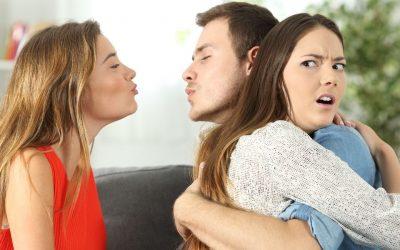 Cosa fare quando il partner tradisce?